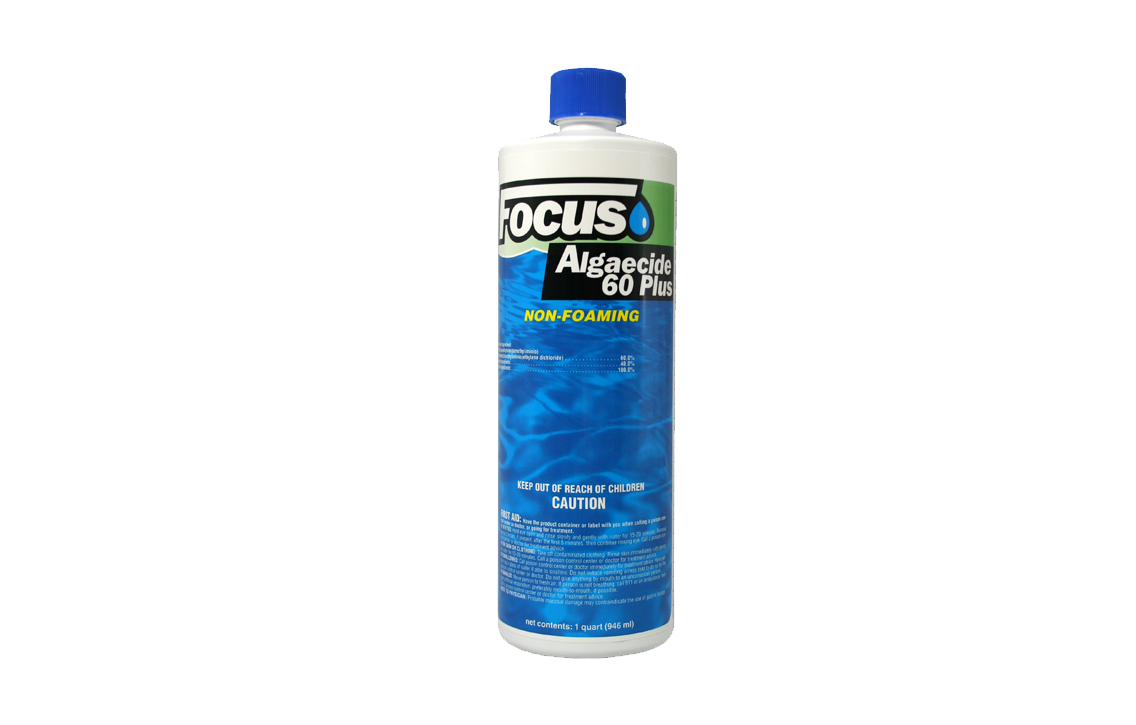 Focus Algaecide 60 Plus