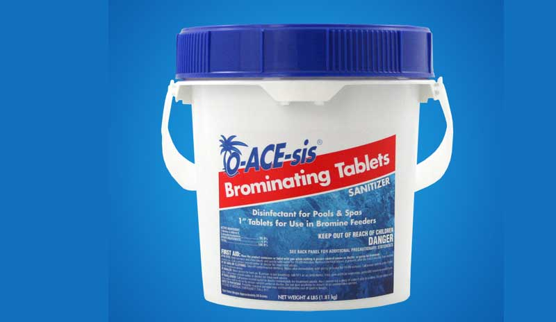 Brominating Tablets