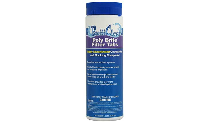 PolyBrite Filter Tabs