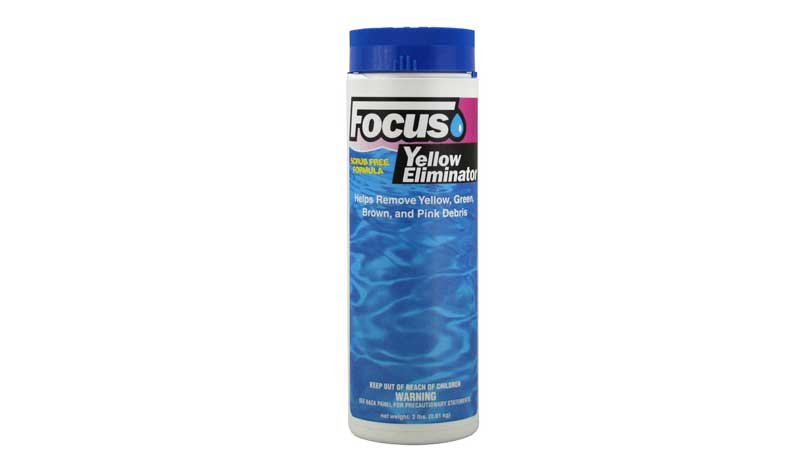 Focus Yellow Eliminator